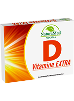D-vitamin fra NaturaMed Pharma
